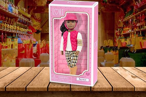 LORI Riding Doll - Seraya