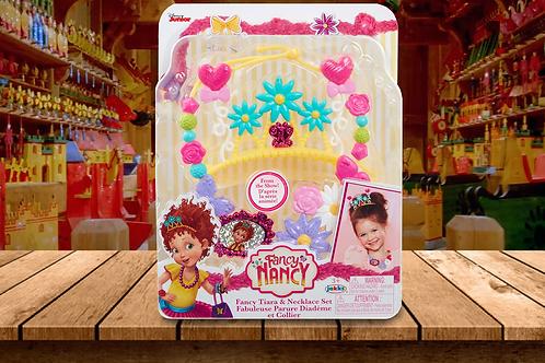 Disney Junior's Fancy Nancy - Fancy Tiara and Necklace Set