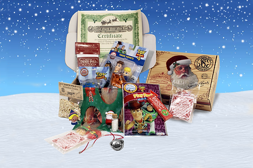 Santa's Delivery Box - Contents Vary