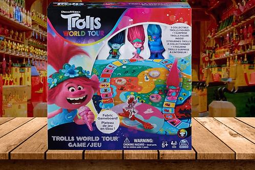 Trolls World Tour Board Game