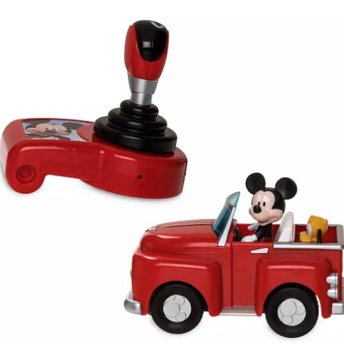 Disney Mickey Mouse Remote Control Car
