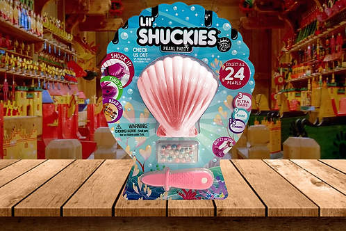 Lil' Shuckies Pearl Party - Pink
