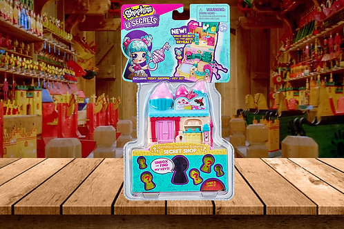 Shopkins Lil' Secrets Mini Playset -Sprinkles Surprise Bakery