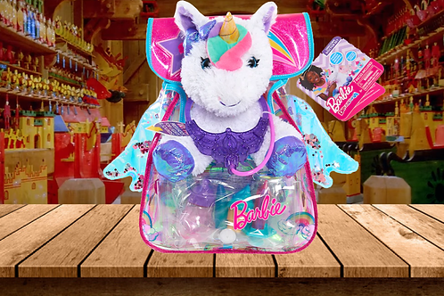 Barbie Dreamtopia Kiss and Care Unicorn Pet Doctor (Various Colors)