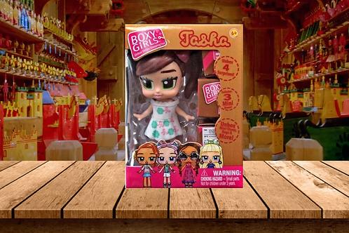 Boxy Girls - Tasha, Doll with 3 Surprises - Unboxing