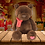 Thumbnail: Christmas Cookie the Bear - The Bear that Wears its Heart on its Paw