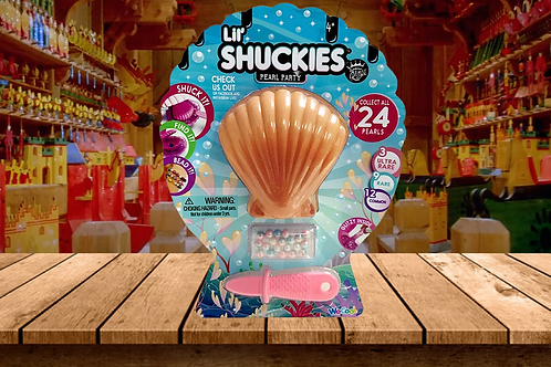Lil' Shuckies Pearl Party - Coral
