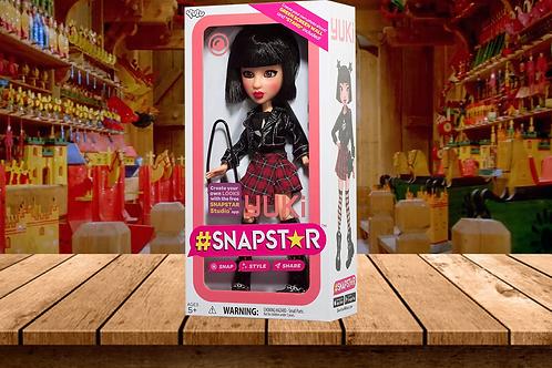#STAPSTAR Poseable Dolls - Yuki -  w/ The Free Snapstar Studio App