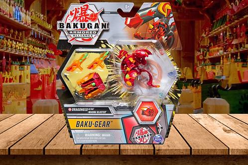 Bakugan Armored Alliance Baku-Gear- Dragonoid Ultra