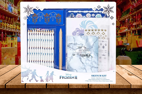 24pc Sketch Art Kit - Frozen 2