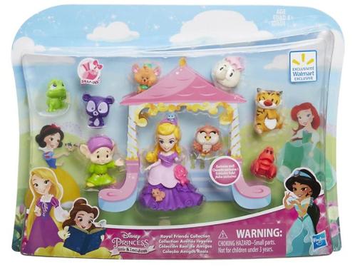 Hasbro Disney Princess Little Kingdom Royal Friends Collection