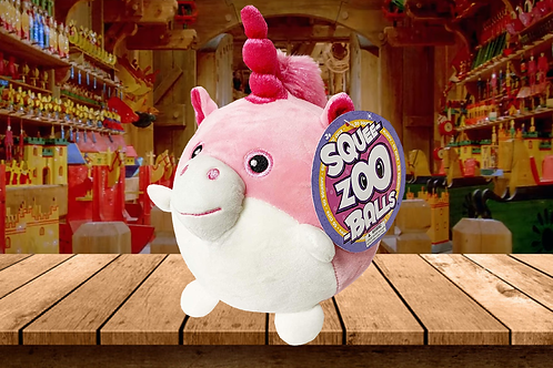 Squee-Zoo-Balls - Unicorn - By Bulls i Toy
