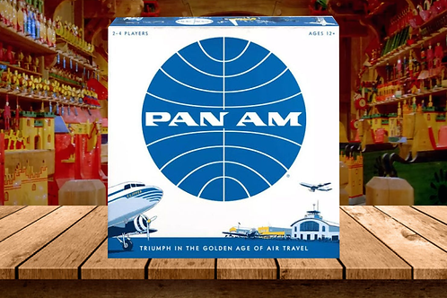 Funko Pan-Am Board Game