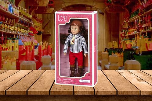 LORI Riding Doll - Teagan