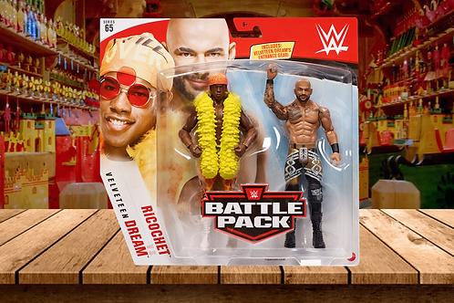 WWE Ricochet vs Velveteen Dream Battle Pack 2-Pack