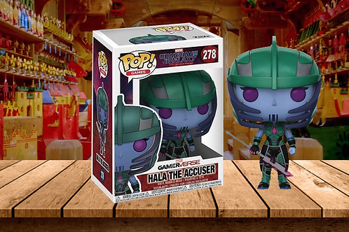 Funko Pop Marvel Games: Guardians of the Galaxy Telltale Series-Hala the Accuser