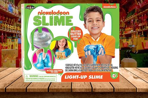 Nickleodeon Light up Slime Fashion Craft Kits