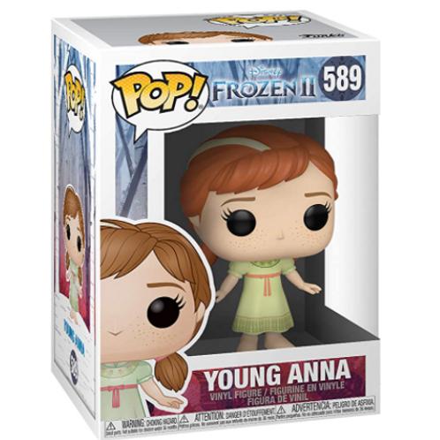 Funko POP! Frozen II Young Anna #589