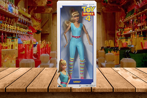 Toy Story 4 - Barbie 11.5-inch, Wearing Workout Gear and Leg Warmers