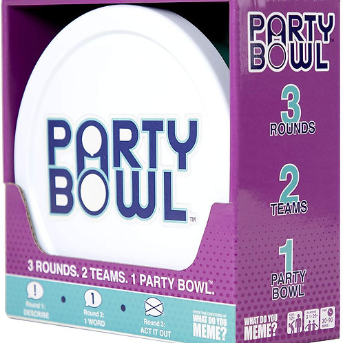 Party Bowl Party Game by What Do You Meme? Family Friendly