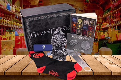 Culturefly Game of Thrones Collectors Box