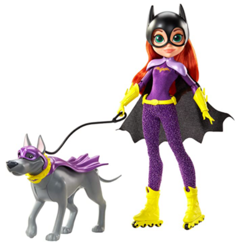 DC Super Hero Girls Batgirl and Ace the Bat Hound