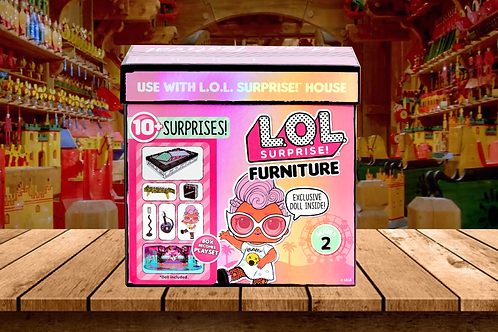 L.O.L. Surprise! Furniture - Various Surprise Styles