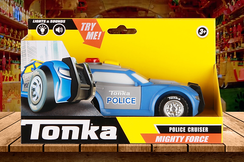 Tonka Mighty Force - Police Cruiser Lights & Sounds