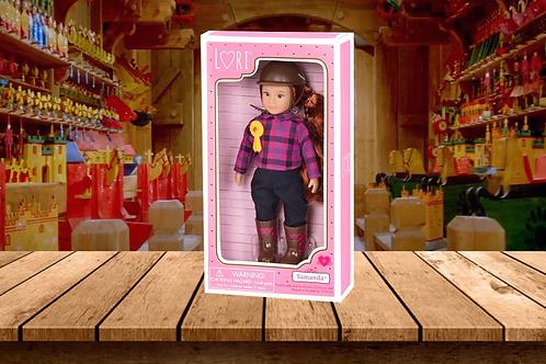 LORI Riding Doll - Samanda