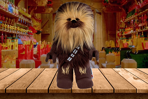 "Manhattan Toy Lego Star Wars Chewbacca 13"" Plush Character"