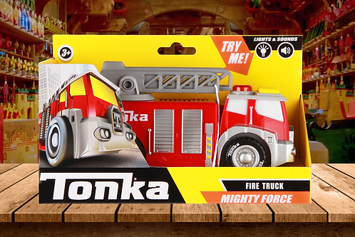 Tonka Mighty Force - Fire Truck Lights & Sounds