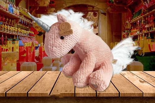 Animal Adventure - Glitter Unicorn - Pink