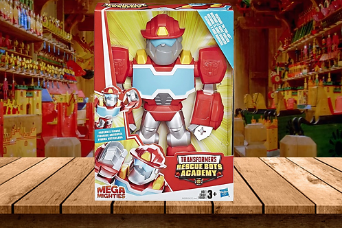 Playskool Heroes Transformers Rescue Bots Academy - Fire Bot