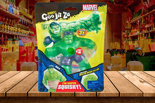 Heroes of Goo Jit Zu Marvel Supagoo Hulk