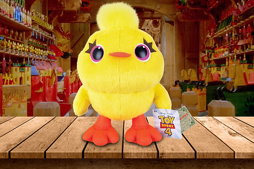 Toy Story 4 - Ducky Huggable Plush