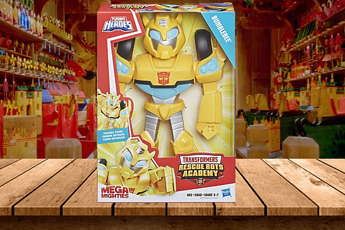 Transformers Rescue Bots Academy -Bumblebee