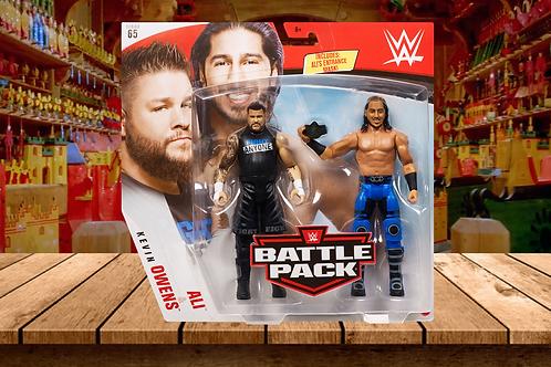 WWE Kevin Owens & Ali 2-Pack  Battle Pack