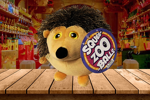 Squee-Zoo-Balls - Hedgehog - By Bulls i Toy