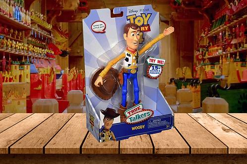 Disney Pixar Toy Story True Talkers Woody