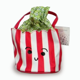 """5-Inch Purse """"Popcorn"""" by Expressions"""