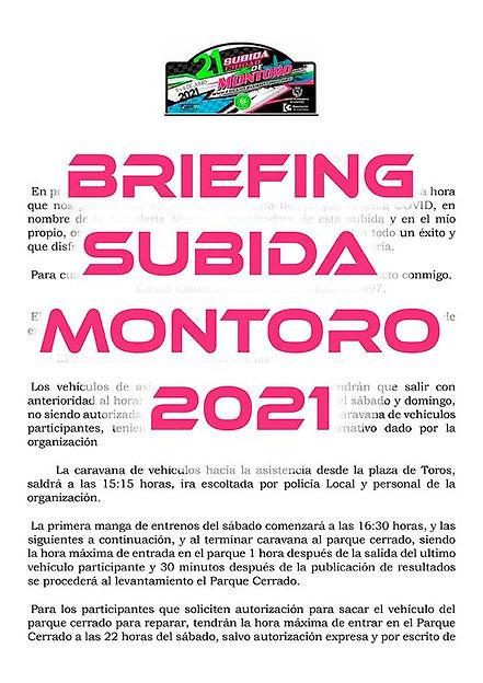 BRIEFING XXI SUBIDA CIUDAD DE MONTORO-1.