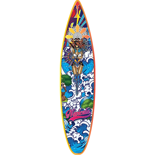 "Tracking 11'6"" Medusa Kalinaw Inflatable Stand Up Paddle Boards"