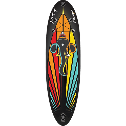"10'8"" Ganeshia Kalinaw Inflatable Stand Up Paddle Boards"