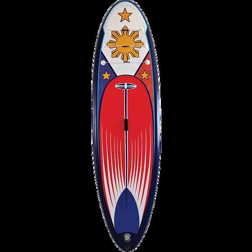 "10'8"" Navicula Malaya Inflatable Stand Up Paddle Board"