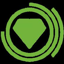 Diamant Circle green.png