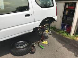 自動車 整備 修理