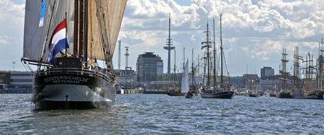 Kiel, the Sailing City