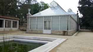 Green House at Botanical Garden