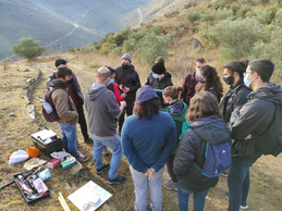 Mediterranean Ecosystems - monitoring bird populations and biotic interactions