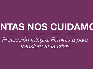 Protección Integral Feminista para transformar la crisis